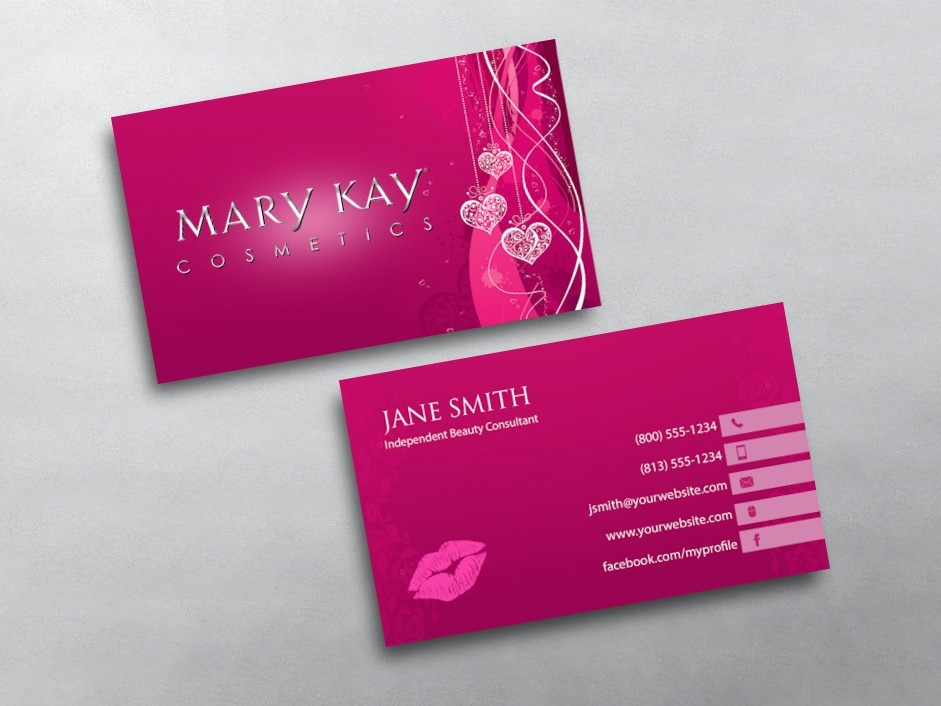 Avery Folded TwoSide Printable Clean Edge Business Cards