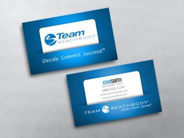 Beachbody business cards free shipping beachbody business card 13 colourmoves