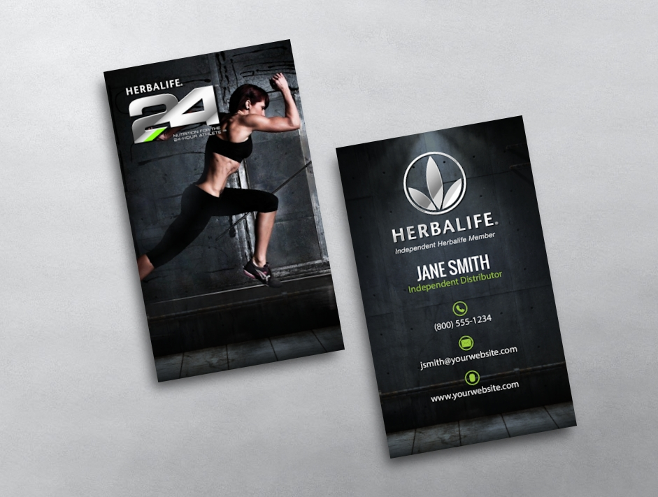 Herbalife Business Card 13