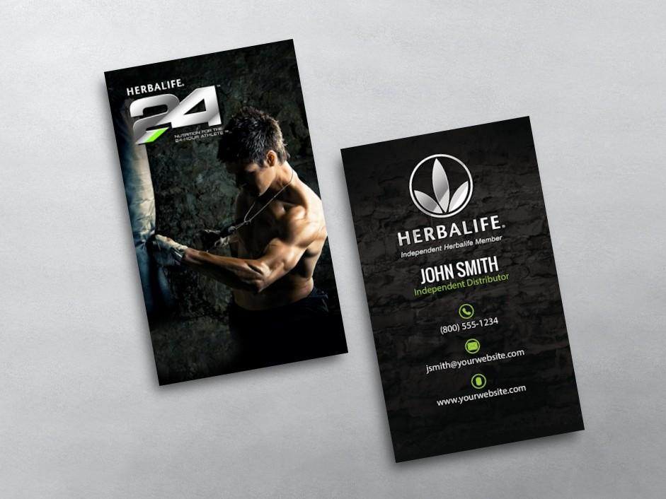 Herbalife Business Card 06