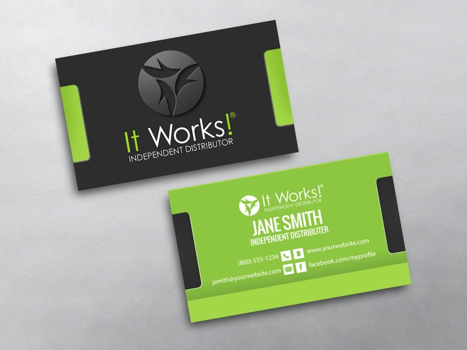 It Works Business Card 01