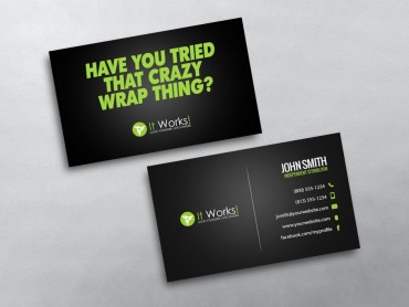 It works business cards free shipping it works business card 06 colourmoves