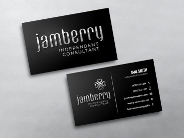 Jamberry business cards free shipping jamberry business card 24 reheart Choice Image