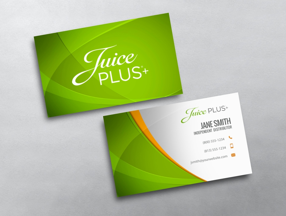Juice plus business cards free shipping juice plus business card 06 colourmoves