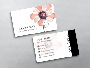 Mary Kay Business Cards | Free Shipping