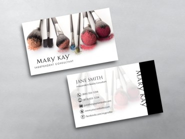 Mary kay business cards free shipping mary kay business card 11 accmission Images