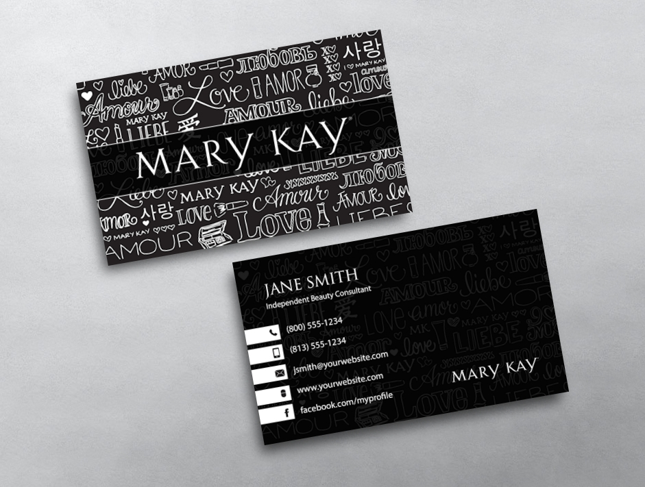 Mary Kay Business Card 17