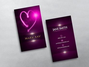 Mary kay business cards free shipping mary kay business card 23 wajeb Gallery