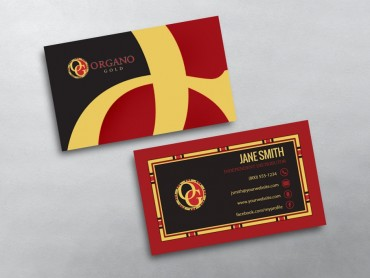 Organo gold business cards free shipping organo gold business card 01 colourmoves
