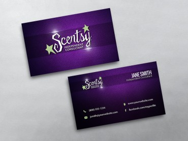 Scentsy Business Card 07