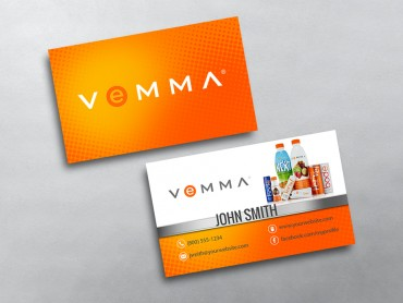 Vemma business cards free shipping vemma business card 05 colourmoves