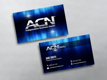 Acn business cards free shipping acn business card 07 reheart Choice Image