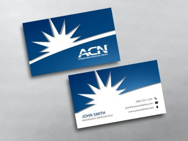 Acn business cards free shipping acn business card 09 reheart Choice Image