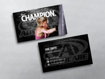Advocare business cards free shipping advocare business card 05 wajeb Gallery