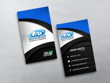 Advocare Business Card 10