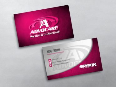Advocare business cards free shipping advocare business card 39 flashek Gallery