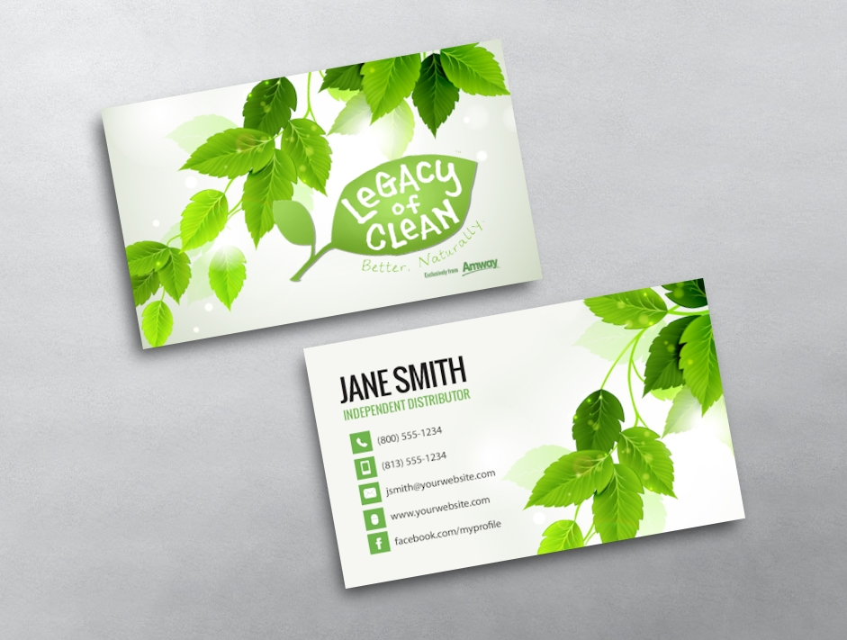 Amway business cards template arts arts amway business cards free shipping accmission Gallery