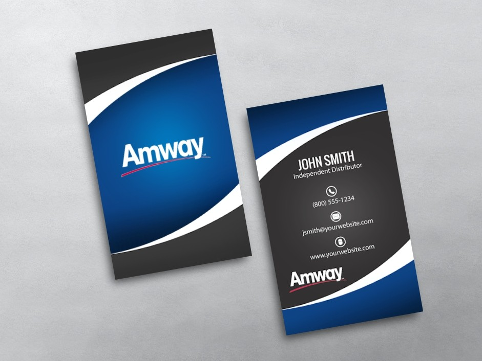 Lovely Amway Business Cards Photos - Business Card Ideas - etadam.info