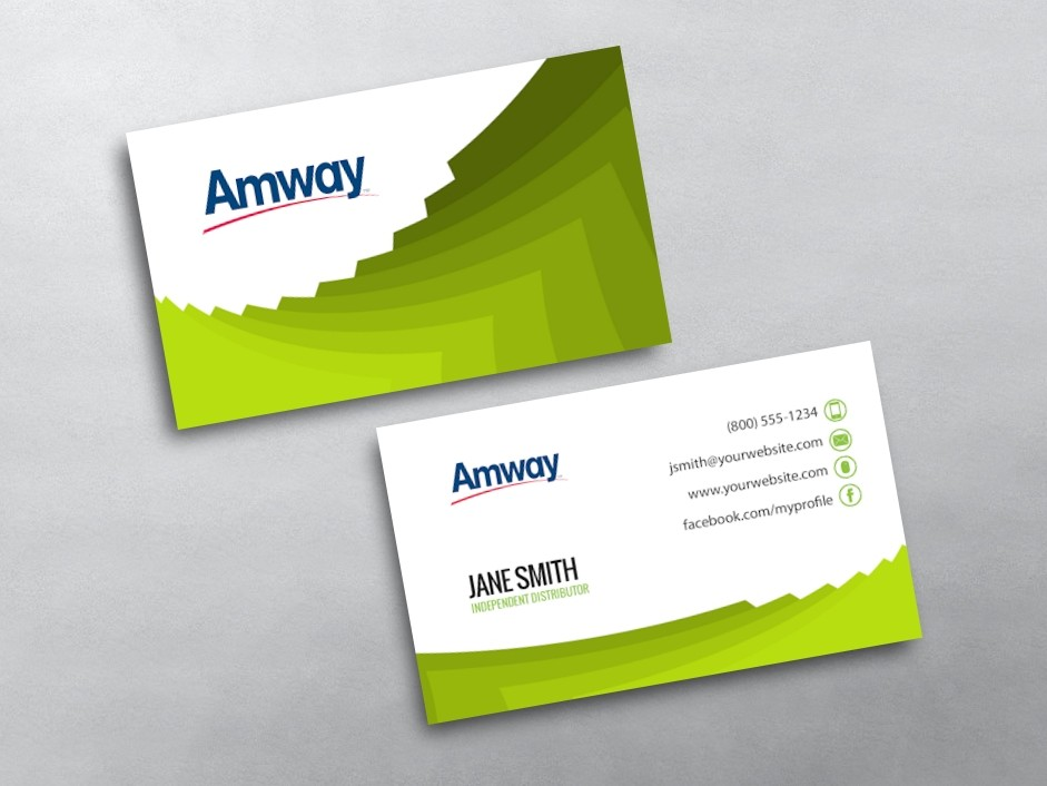 Amway Business Cards Related Keywords & Suggestions