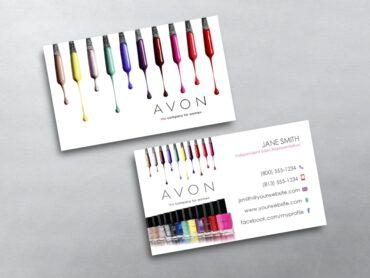 Avon Business Card 11