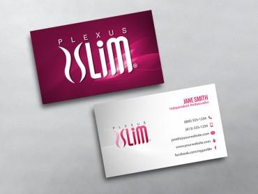 Plexus Business Card 03