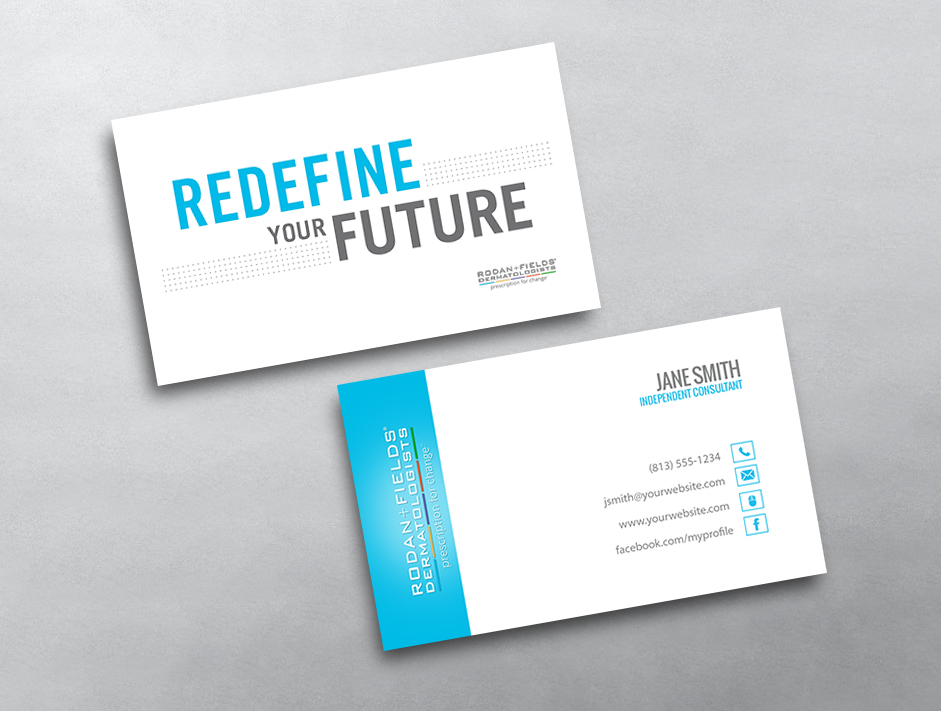 Rodan And Fields Business Card 02