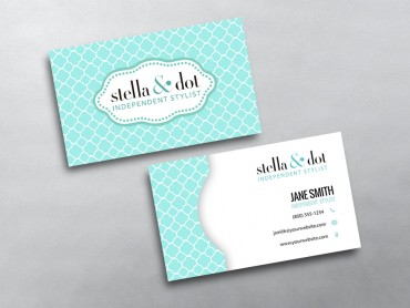 Stella And Dot Business Cards Free