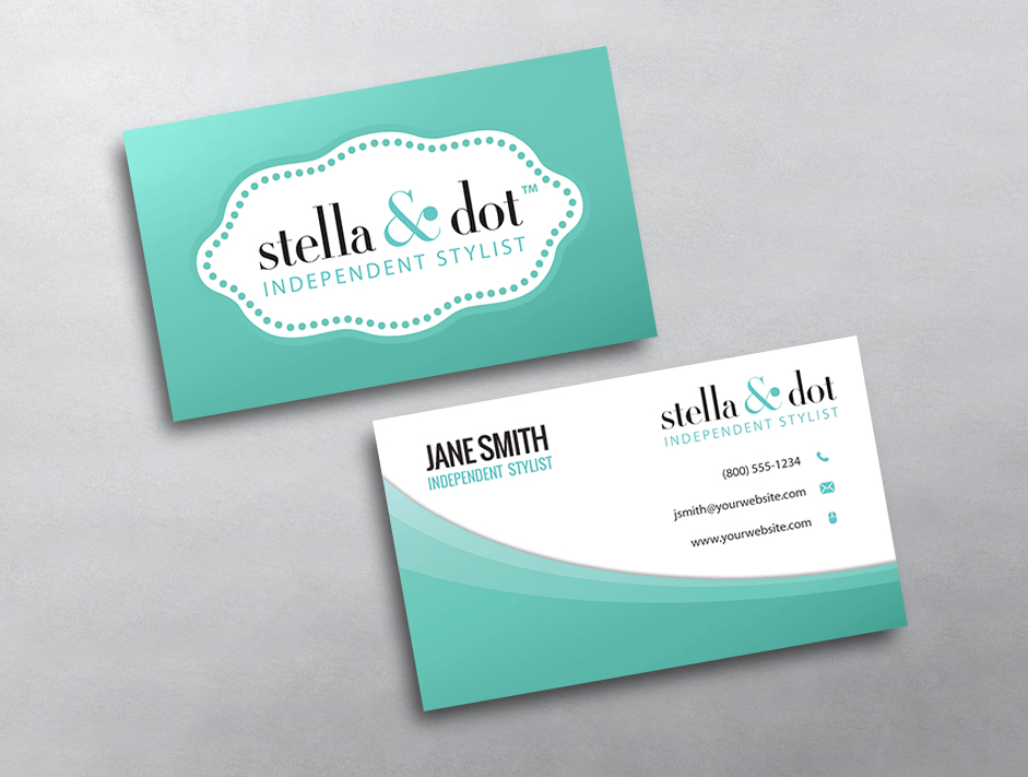 Stella dot business card 07 category stella and dot business cards free stelladottemplate 07 colourmoves