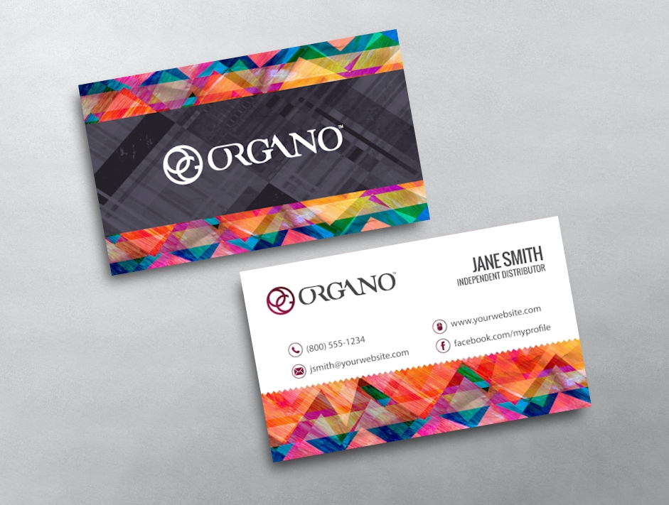 Organo gold business card 09 category organo gold business cards free organo goldtemplate 09 colourmoves